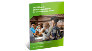 SYSPRO-ERP-software-system-SYSPRO-LearnIt-Online-Learning-channel-brochure